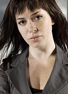 Eve Myles as Mara.